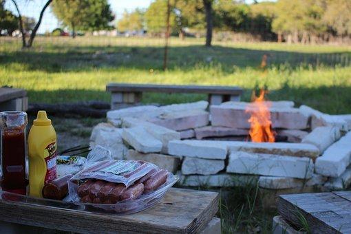 camp fire 2433112  340 - キャンプ初心者への提案